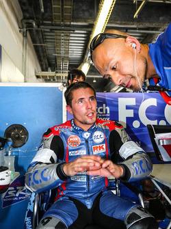 #5 F.C.C. TSR Honda, Honda: Patrick Jacobsen