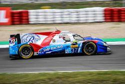 #37 SMP, Racing BR01 - Nissan: Vitaly Petrov, Viktor Shaytar, Kirill Ladygin