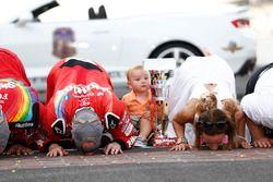 Racewinnaar Kyle Busch, Joe Gibbs Racing Toyota
