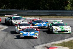 Action beim Start der GTLM-Klasse