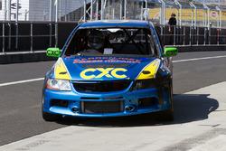 Wade Scott, Duncan Handley, Mitsubishi Lancer EVO IX RS