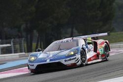 #67 Ford Chip Ganassi Racing, Team UK Ford GT: Marino Franchitti, Andy Priaulx, Harry Tincknell