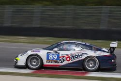 #89 Förch Racing by Lukas Motorsport, Porsche 991 Cup: Piotr Wojcik, Patrick Eisemann, Christopher B