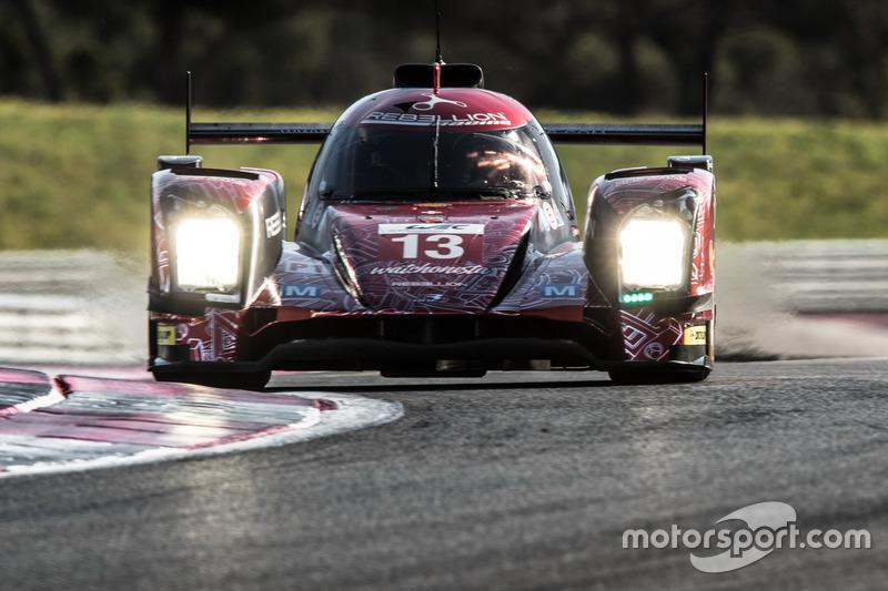 LMP1 - Rebellion Racing