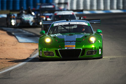 #540 Black Swan Racing, Porsche GT3 R: Tim Pappas, Nicky Catsburg, Patrick Long, Andy Pilgrim