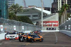 #13 K-Pax Racing McLaren 650S GT3: Colin Thompson