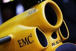 Detail Motorabdeckung, Renault Sport F1 Team RS16