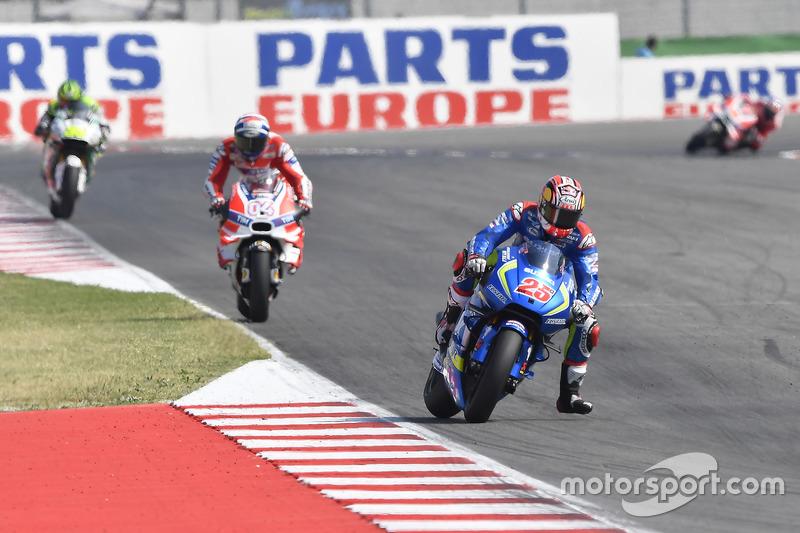 Viñales não repetiu a performance de Silverstone, fechando o GP de San Marino em quinto.