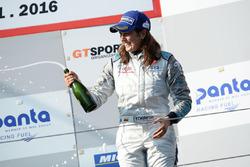 Podium: third place Tatiana Calderon, Teo Martin Motorsport