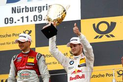 Podium: third place Marco Wittmann, BMW Team RMG, BMW M4 DTM
