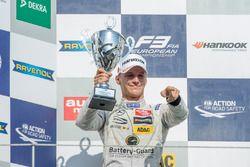 Podyum: Maximilian Günther Prema Powerteam Dallara F312 - Mercedes-Benz