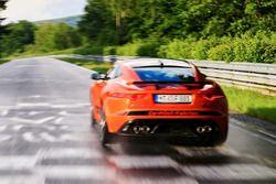 Jaguar F-Type SVR Nürburgring Taxi
