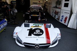 Car of Esteban Ocon, Mercedes-AMG Team ART, Mercedes-AMG C 63 DTM DTM
