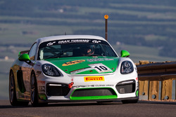 #10 Porsche Cayman GT4 Club Sport: Fred Veitch