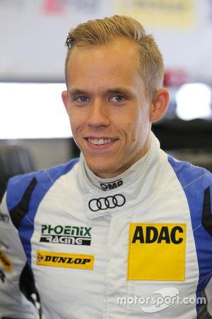Anders Fjordbach, Audi R8 LMS
