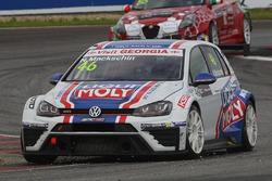 Niklas Mackshin, Volkswagen Golf GTI TCR