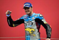 Podium: ganador, Jack Miller, Marc VDS Racing Honda