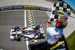Will Power, Team Penske Chevrolet remporte la victoire