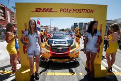 Pole position voor Tom Coronel, Roal Motorsport, Chevrolet RML Cruze TC1