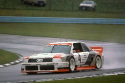 Walter Röhrl, Audi 90 quattro