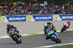Franco Morbidelli, Marc VDS y Johann Zarco, Ajo Motorsport