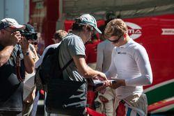 Ralf Aron, Prema Powerteam Dallara F312 - Mercedes-Benz