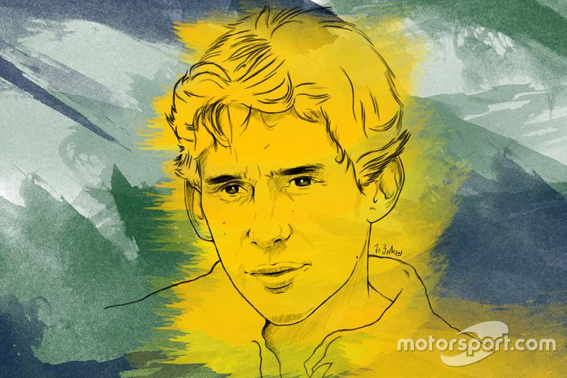 Unvergessen: Ayrton Senna