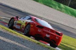 Deodati-Romani, Duell Race, Ferrari 458 Italia-GTCup #159