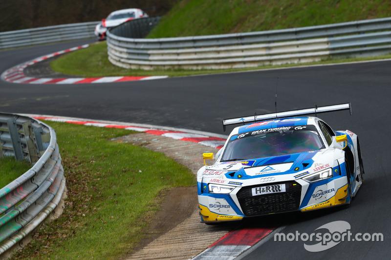 #5 Phoenix Racing, Audi R8 LMS