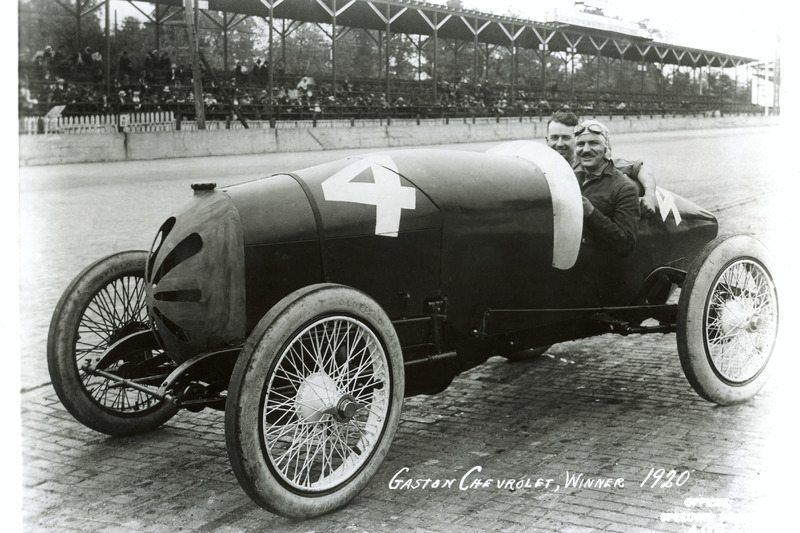 1920: Gaston Chevrolet