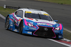 #6 Team LeMans, Lexus RC F: Kazuya Oshima, Andrea Caldarelli