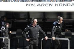 Eric Boullier, Directeur de la Compétition de McLaren