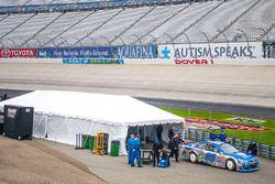 Dale Earnhardt Jr., Hendrick Motorsports, Chevrolet, bei der Inspektion