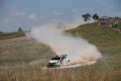 Armin Kremer, Pirmin Winklhofer, BRR Baumschlager Rallye & Racing Team, Skoda Fabia R5