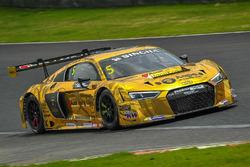 #5 Phoenix Racing Audi R8 LMS GT3: Marchy Lee, Shaun Thong