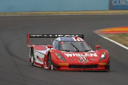 #31 Action Express Racing Corvette DP: Eric Curran, Dane Cameron, Filipe Albuquerque