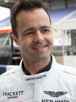 #98 Aston Martin Racing Aston Martin Vantage: Pedro Lamy