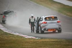 IMSA Porsche veiligheidsvoertuig