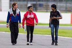 Akash Nandy, Jenzer Motorsport and Arjun Maini, Jenzer Motorsport