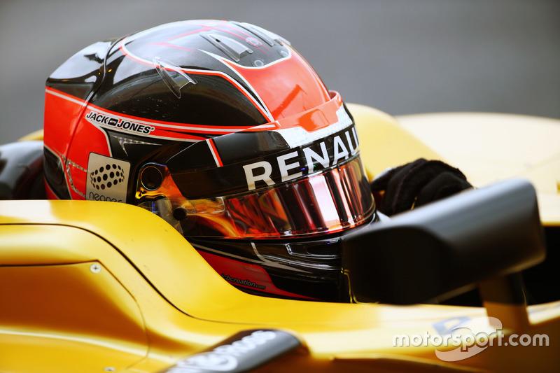 Esteban Ocon, Renault Sport F1 Team R16 test pilotu