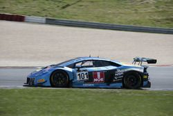 #101 Attempto Racing, Lamborghini Huracan GT3: Daniel Zampieri, Patric Niederhauser