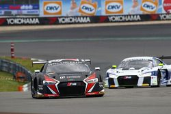 #33 Belgian Audi Club Team WRT, Audi R8 LMS GT3: Enzo Ide, Christopher Mies