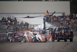 GRC Lites crashed cars