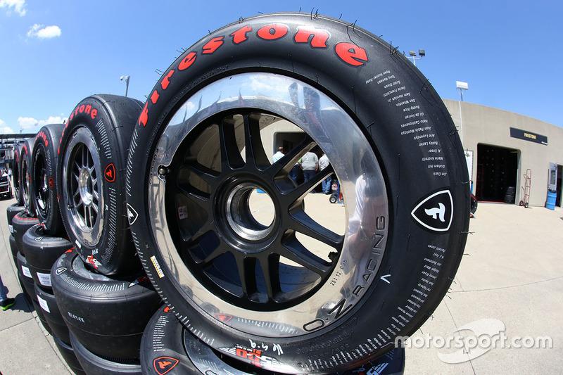Firestone-Reifen zum Jubiläum