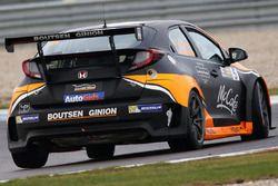 Renaud Kuppes, Honda Civic TCR
