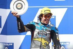 Podium : deuxième place pour Franco Morbidelli, Marc VDS