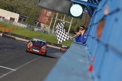 Финиш: Андрей Масленников, Ford Fiesta