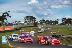 Jason Bright et Andrew Jones, Brad Jones Racing Holden