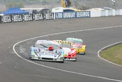 Martin Ponte, Nero53 Racing Dodge, Nicolas Bonelli, Bonelli Competicion Ford, Nicolas Bonelli, Bonel