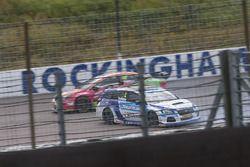 Colin Turkington, Silverline Subaru BMR Racing gira